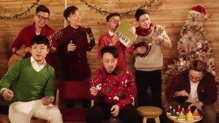 Last Christmas - WHAM! Cover By JW 王灝兒 / Yellow! 野佬 / YukiLovey / FATKING / 葉宇澄 / Ahong @ After10