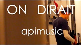 ON DIRAIT - AMIR (apimusic cover)