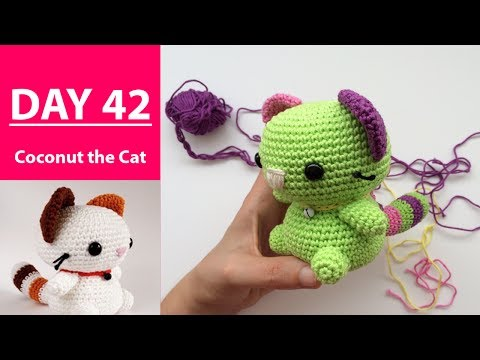 Ravelry: Maneki Neko (Lucky Cat) pattern by Abby Sy | 360x480