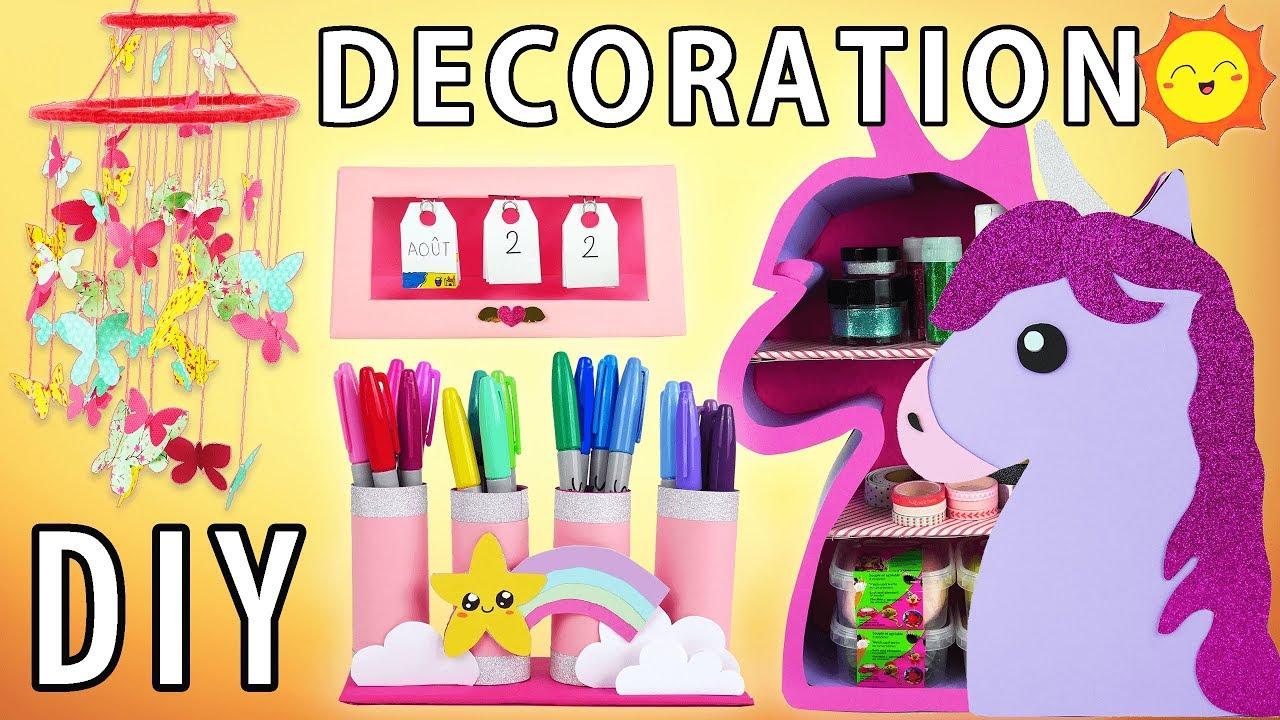 Decore Ta Chambre Diy 6 Idees Faciles  Youtube