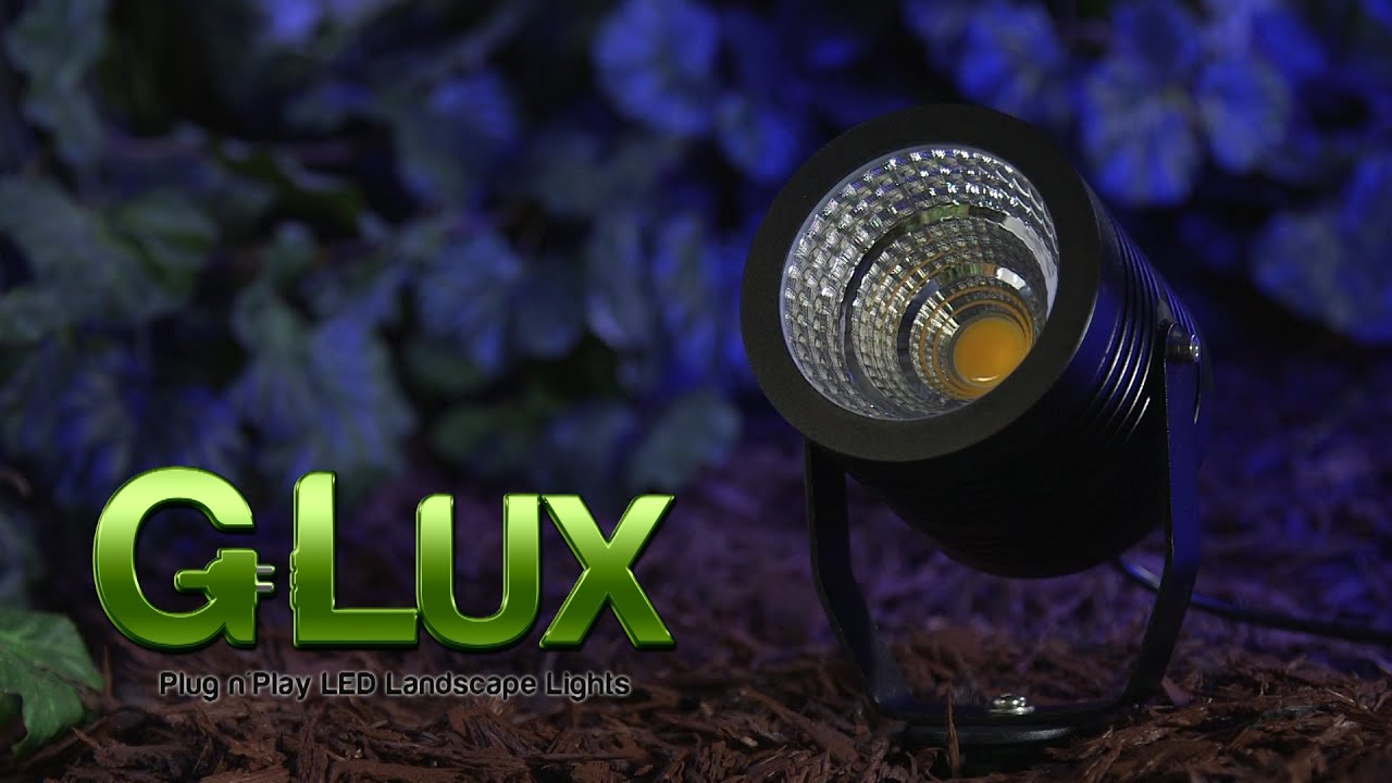 Landscape LED Spotlight & Landscape LED Spotlight - YouTube azcodes.com