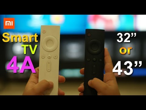 Xiaomi Mi Smart Tv 4a Which One To Buy 32 Inch Or 43 Inch Ir Remote