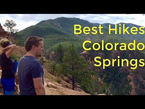 Best Hikes in Colorado Springs- Mt. Cutler/Mt  Muscoco