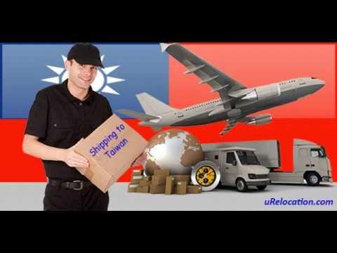 Shipping to Taiwan