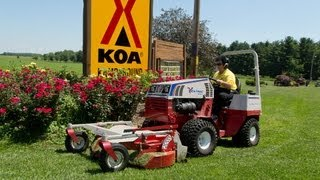 KOA Campground Maintains Grounds with Ventrac Thumbnail