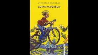 """Vytautas Račickas ,,Zuika Padūkėlis"""" Audioknyga"""
