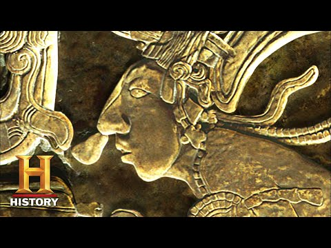 Ancient Aliens: Ancient Mayan Legend Linked to Alien Contact (Season 5)   History