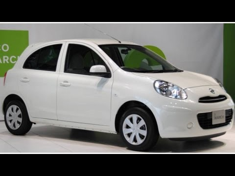 Nissan Micra Car Review - YouTube