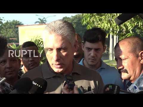 Cuba: Voting Underway For Political Leader Post-Castro