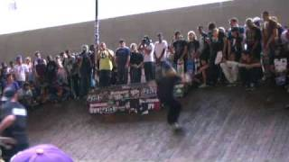Back to the Banks 2009 (Uncut Footage) Brooklyn Banks