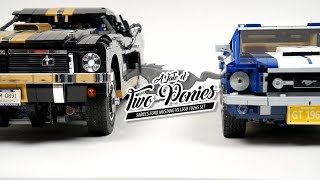 A Tale of Two Ponies: Sariel's Ford Mustang VS LEGO 10265 set
