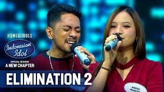 Download lagu Keren! Menyanyikan Lagu Bahasa Kalbu, Joy Fernando Dapat 5 Standing Applause! - Indonesian Idol 2021