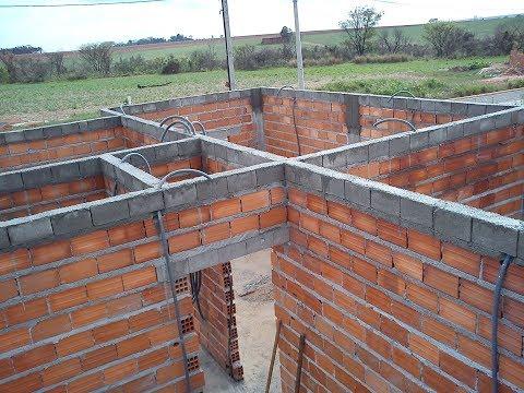 Видео Preparo do terreno para construção civil