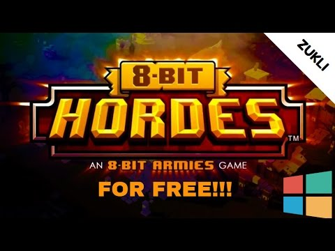 How to download 8-bit hordes For Free On Windows 7/8/10