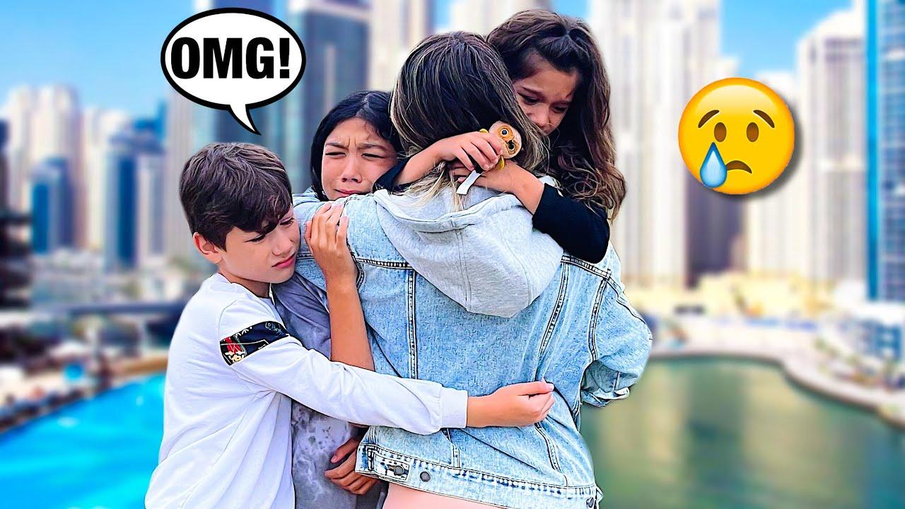 This Made Them Cry... (Shocking News) | Familia Diamond