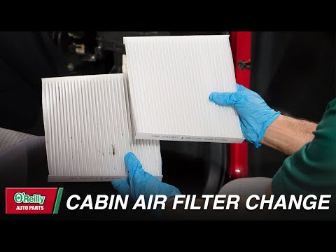 How To: Change Your Vehicle's Cabin Air Filter