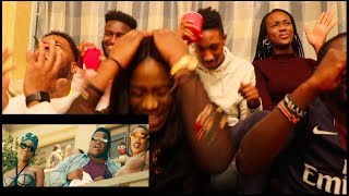 Distruction Boyz - Omunye ft Benny Maverick & Dladla Mshunqisi ( REACTION VIDEO ) || @DistructionB