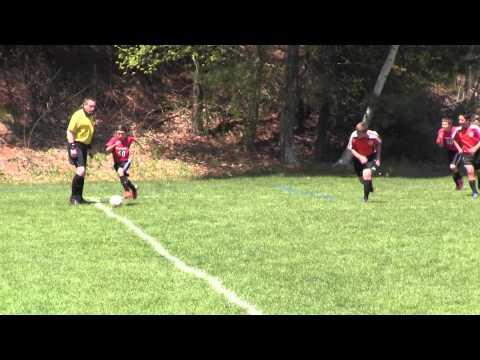 Spring Soccer 2013 video #1