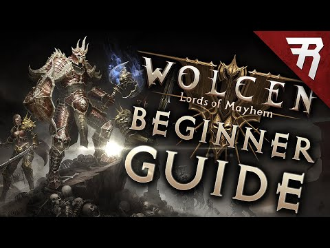 Wolcen Overview: Beginner's Guide Tips & Tricks