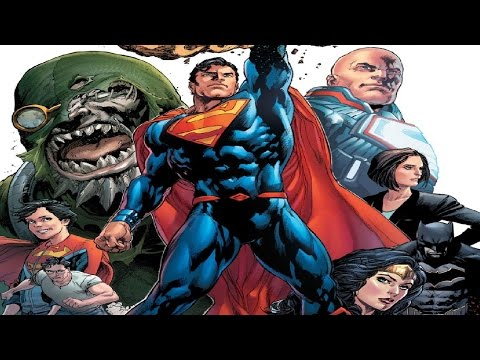 Action Comics : Path of Doom  Full story.