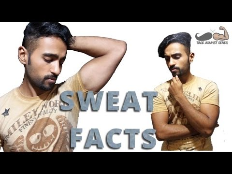 Facts and Myths Of Sweating| Reasons 'Why You Sweat?'| Benefits Of Sweating|