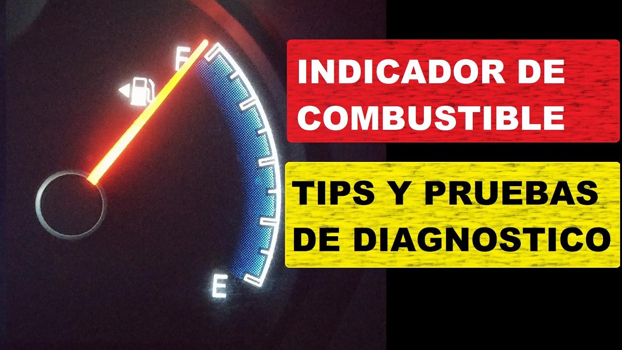 Kia El Paso >> Como Probar el Medidor de Nivel Combustible (con diagramas ...