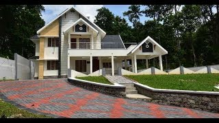 Modern Double Floor House 1400 Sft | Elevation | Design