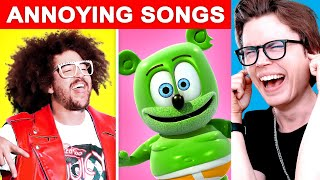 Most ANNOYING Songs of All Time #2
