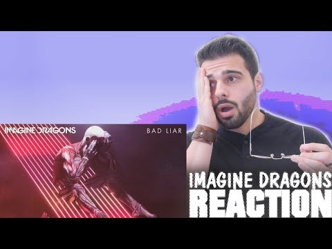 Imagine Dragons - Bad Liar (Audio) Reaction