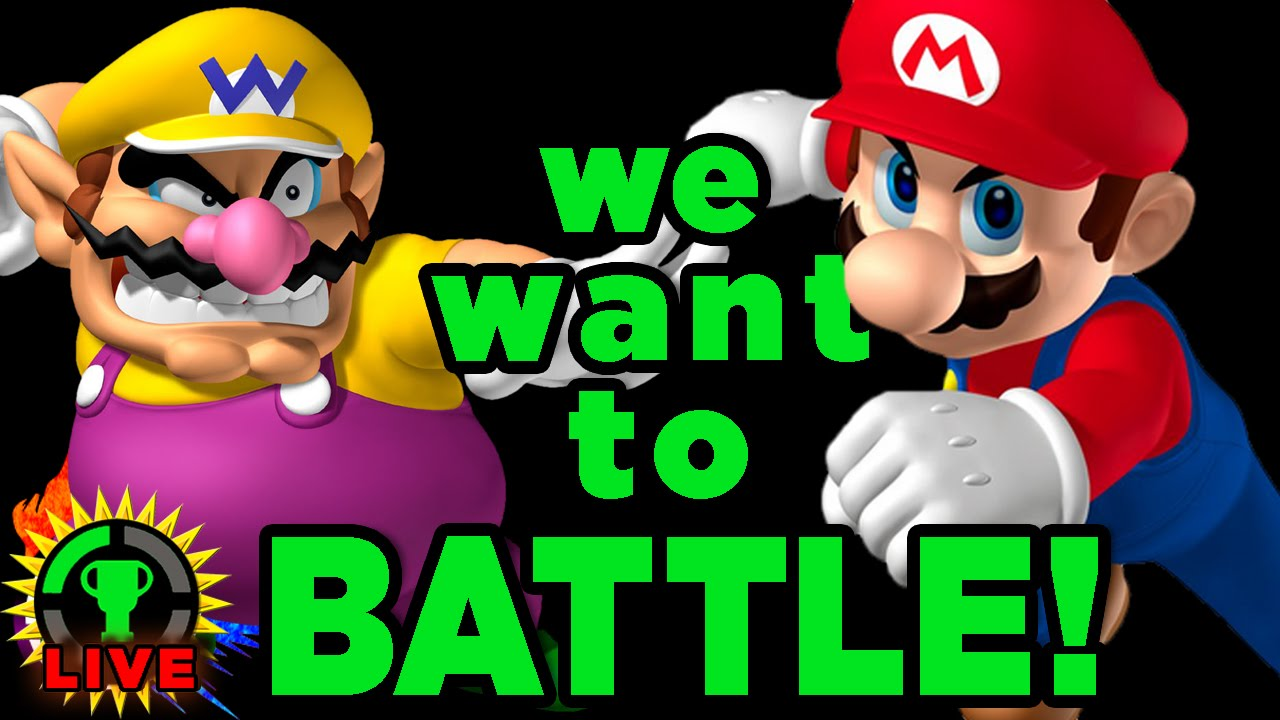 GT Live: We Want To Battle YOU in Smash Bros! (Feat. NateWantsToBattle) - GT Live: We Want To Battle YOU in Smash Bros! (Feat. NateWantsToBattle)