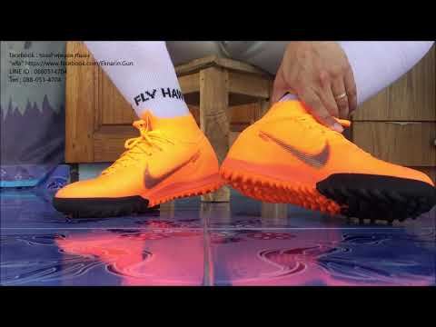 3448dae965c794 Nike MercurialX Superfly 360 Elite TF Turf - YouTube