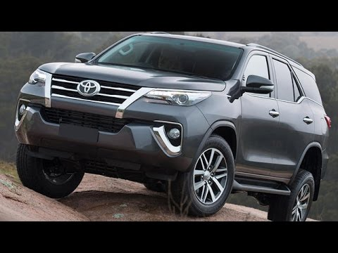 2015 Toyota Fortuner Revealed; To Arrive In India Next Year