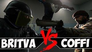 BRITVA VS COFFI - CS:GO