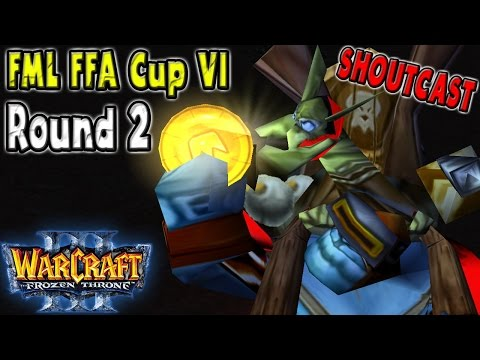 Repeat Warcraft 3 - FFA MASTERS | Sympo League | Final Part