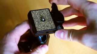 Swivel Bracket Head / Поворотный кронштейн для камеры и штатива
