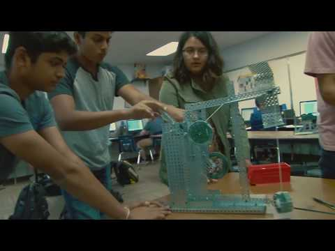 Round Rock High School CTE Academy Showcase Video