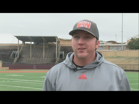 Aaron Quillen preparing for third pro baseball season