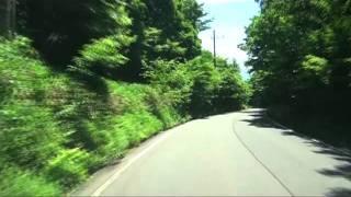 【車載動画】栃木県道めぐりシリーズ r344湯本大島線