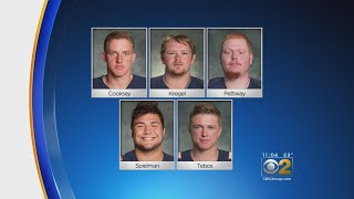 5 Wheaton College Football Players To Surrender In Hazing Case