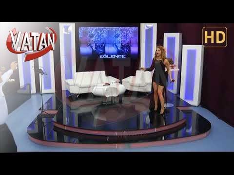 Süslü Ali Vatan Tv'de Ankaralı Yasemine Konuk Oluyor Ve Stüdyoda Jimnastik Show