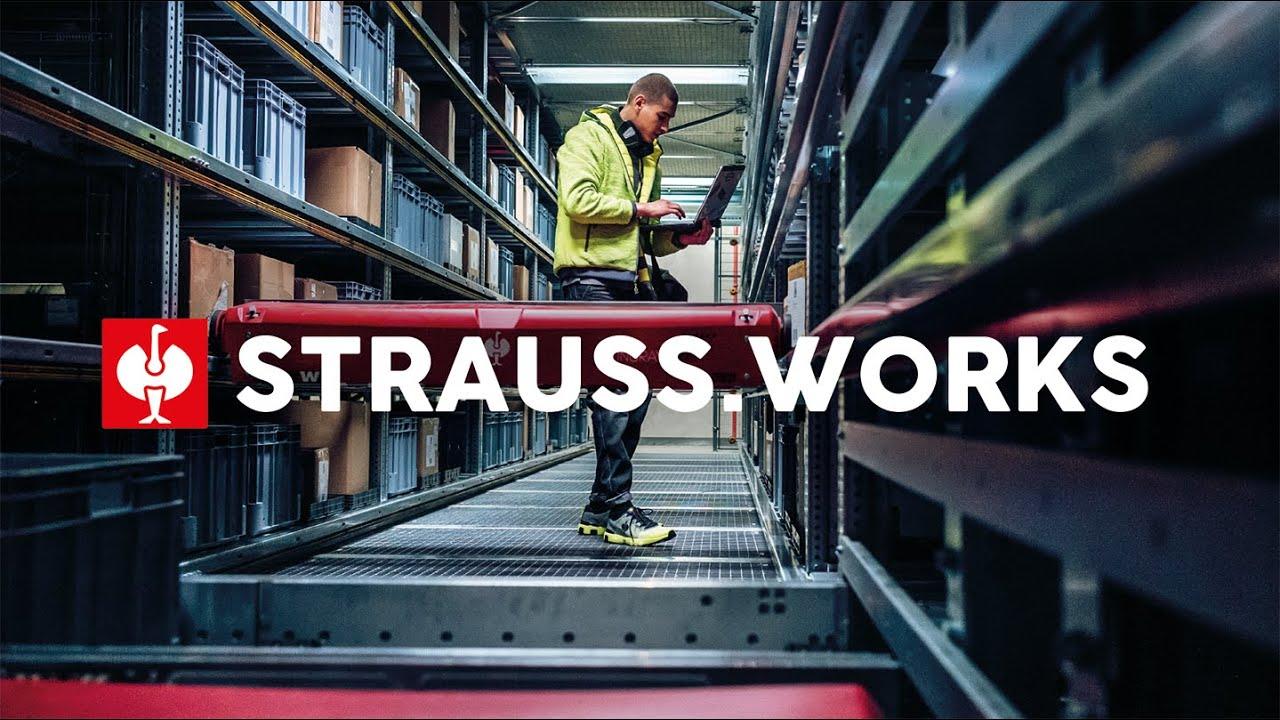STRAUSS.WORKS