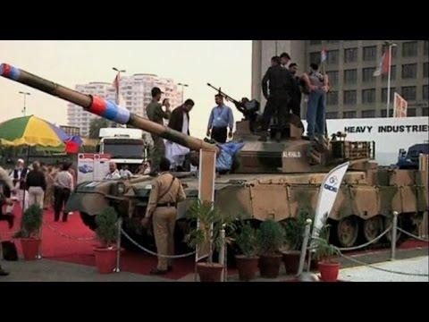 Россия впервые участвует в выставке оборонной промышленности в Пакистане (новости)