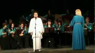 """Александра Семёнова и оркестр """"Садко"""" (amateur REC)"""