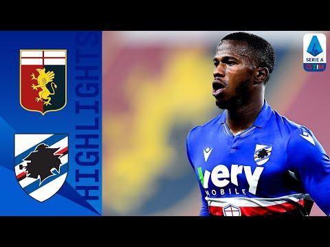Genoa 1-1 Sampdoria | Finisce in parità il Derby della Lanterna! | Serie A TIM