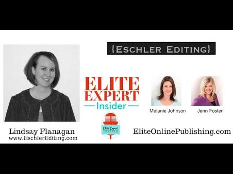 Book Editing & Writing with Expert Lindsay Flanagan