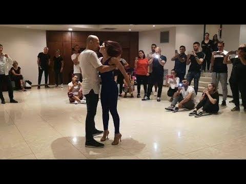 Daniele y Viola / Lewis Capldi - Someone you loved (Dj Tronky) @ Bachata Fusion Firenze