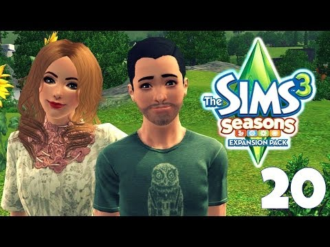 Let's Play: The Sims 3 Seasons (PART 20) - 'Gift Giving Party' |