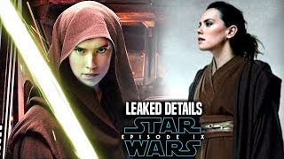 Star Wars! Rey As A Skywalker In Episode 9! Leaked Hint Revealed & More (Star Wars News)