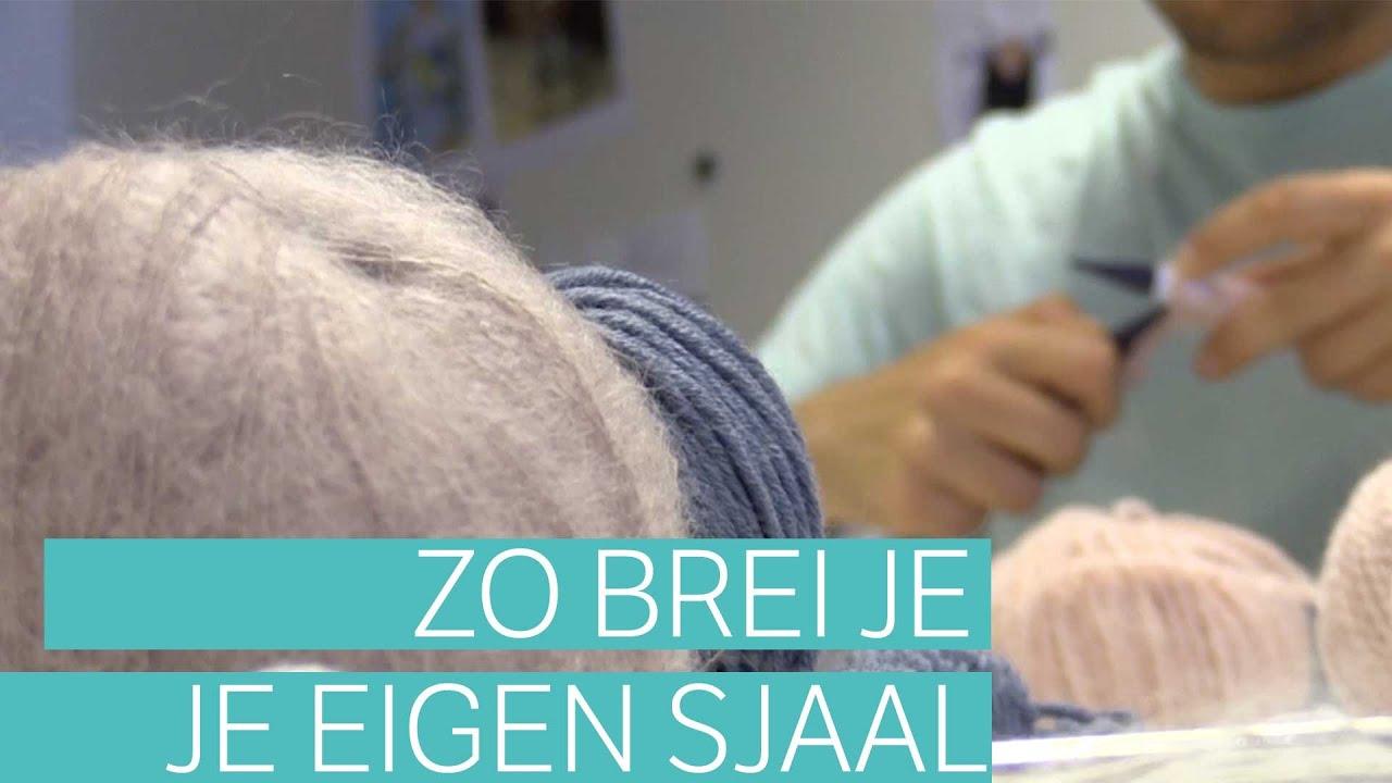 Zo Brei Je Je Eigen Sjaal Youtube