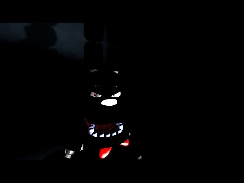 [SFM FNAF] Bonnie clip (voice by David Near)